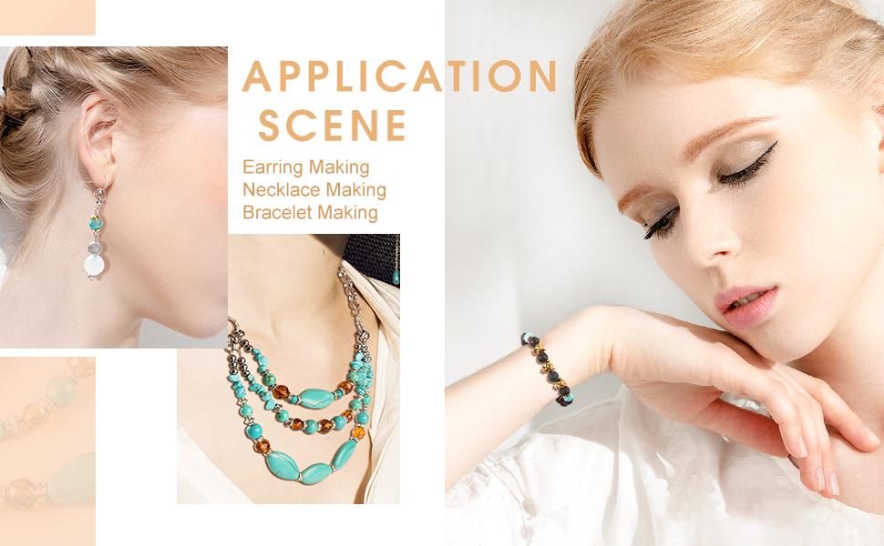 Tibetan Spacer Beads
