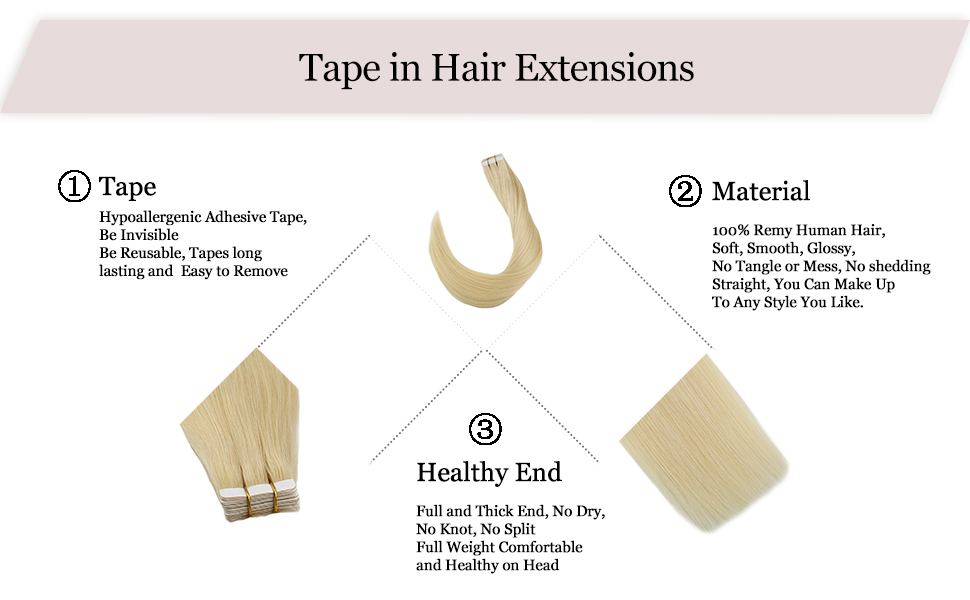 human hair extensions glue in hair extensions tape in hair extensions