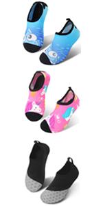 Swim Pool Beach Water Shoes for Toddler Kids Boys Girls