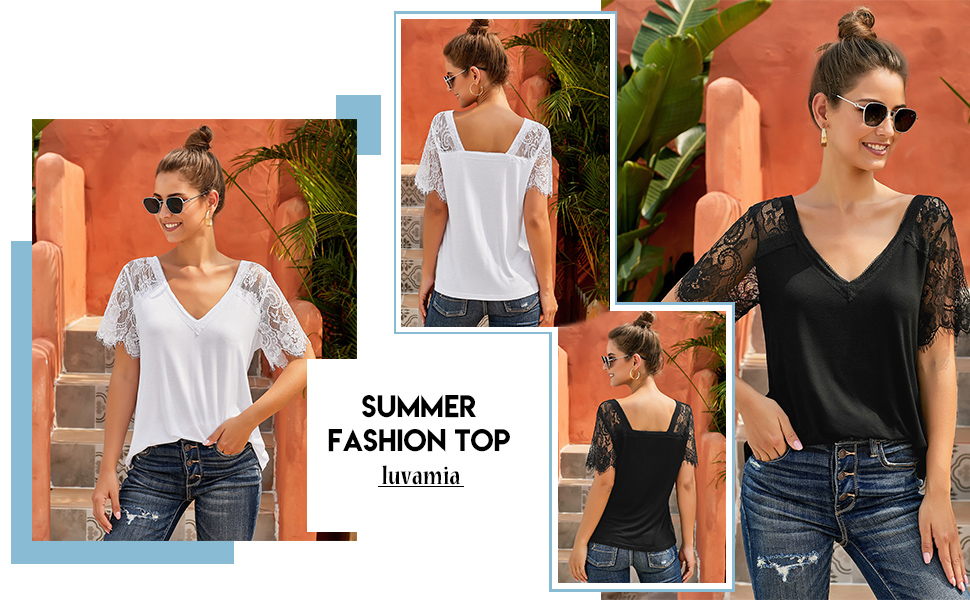 summer fashion top for women