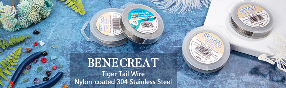 tiger beading wire