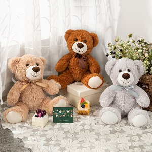 3 pack of teddy bear