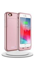 iphone 6 battery case iphone 6s charging case iphone apple battery case slim wireless battery case