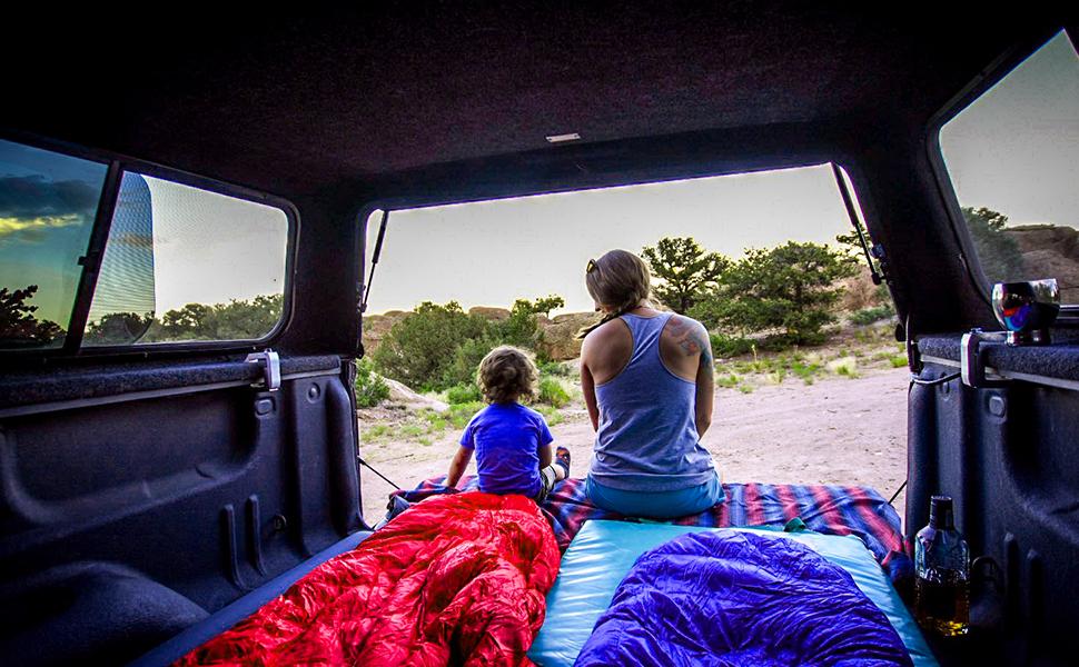 Outdoor Vitals LoftTek Hybrid Top Quilts