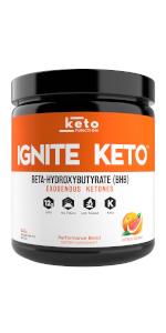 keto drinks supplement base exogenous ketones powder perfect ketosis pure bhb salts drink mix