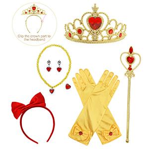 Snow Princess Dress Jewelry Accessories Headband HG093-1