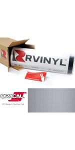 Oracal 975 Aluminum