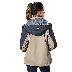 Windbreaker Jacket women