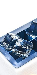 large ice cube