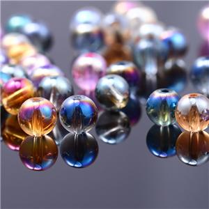 round glass beads
