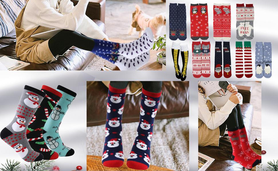 novelty crazy socks