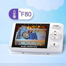 vedio baby monitor