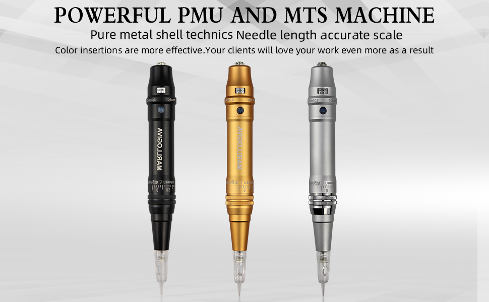Pure metal shell technics.Needle length accurate scale. Color insertions are more effective.