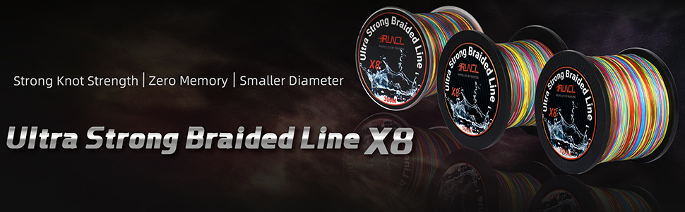 braided line