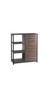 4 tier storage cabinet