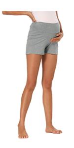 Women's Maternity Summer Shorts
