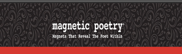 Magnetic Poetry Logo