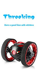 Rc Bounce Car great gift