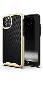 iPhone 11 Pro Max case gold