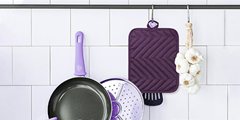 Pot holders heat resistant holder cotton oven mitts baking cooking pad machine washable