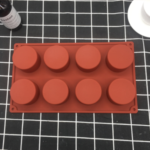 round silicone molds