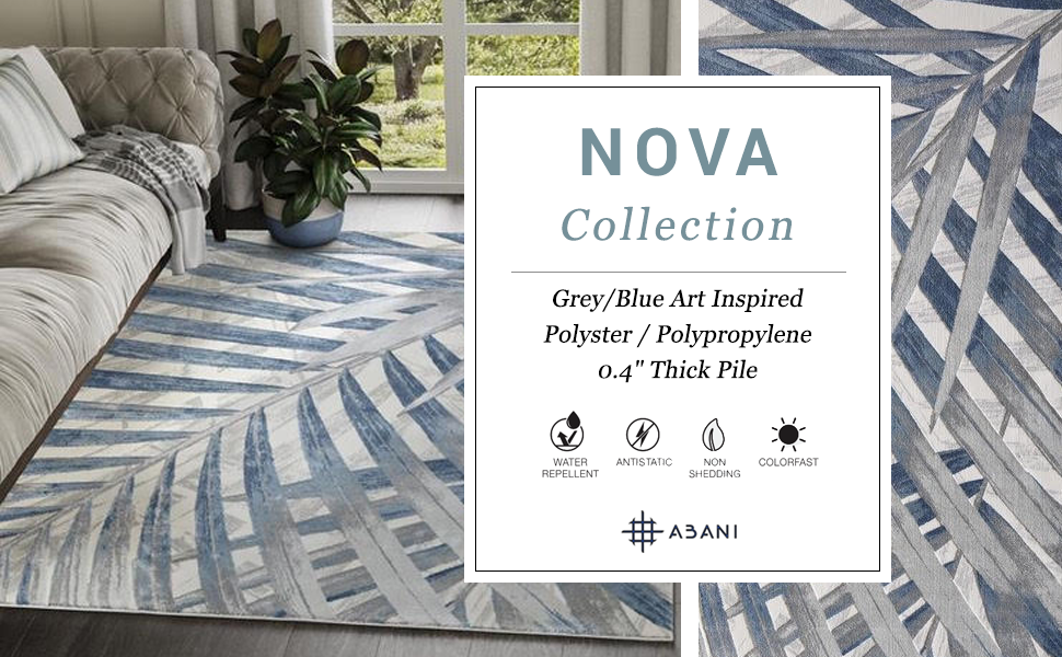 Abani Rugs- Nova Collection