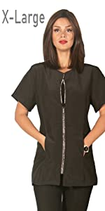 stylist jacket plus size pet groomer clothes styling jacket women jacket lightweight jacket women
