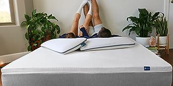 organic latex mattress topper pad