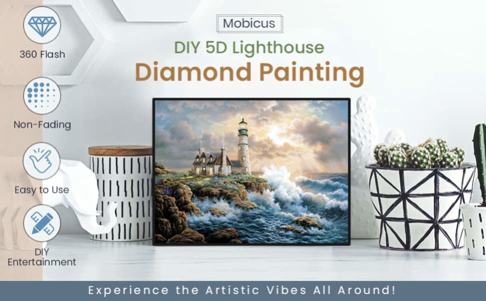 Jesus Diamond Painting Kits Square Drill Beads Art Kit for Adults Diamond Art Sets B