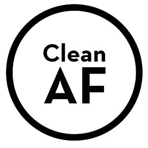 Clean AF Certified