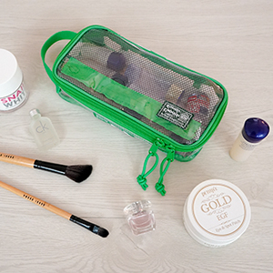 Ideal for travel gear to put small travel essentials toiletry cleaning kits toothbrush toothpaste