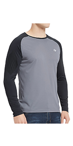 Quick Dry Running Shirts Long Sleeve