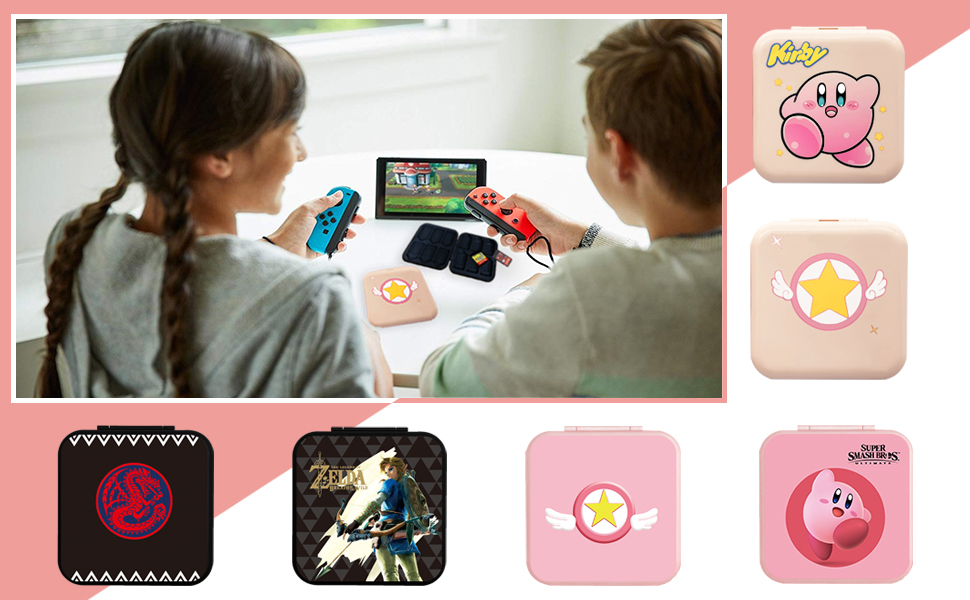 game card case switch nintendo