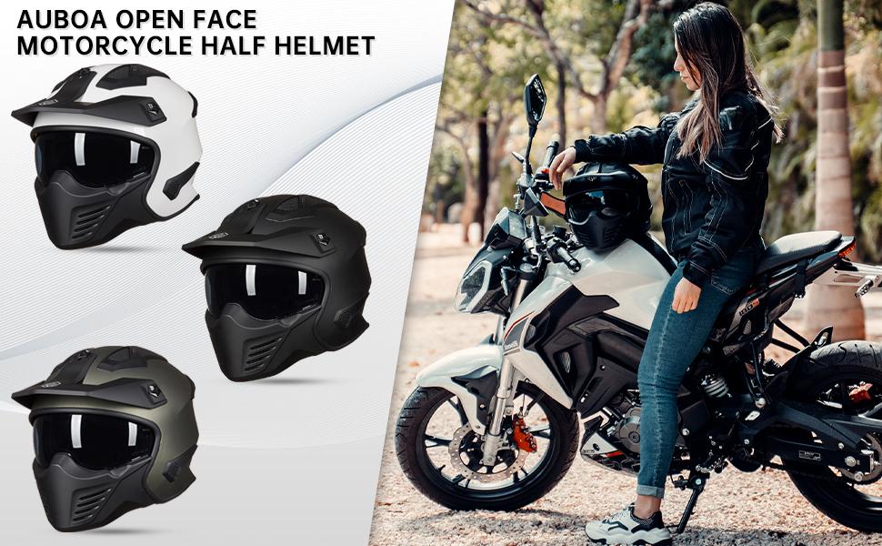 MOTORCYCLE HELEMT