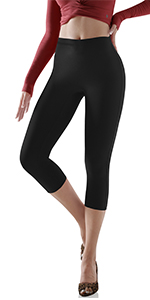 ODODOS Essential High Waisted Capris