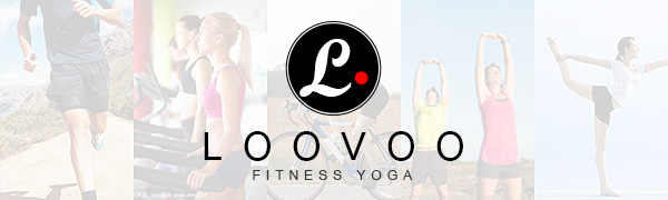 Loovoo workout yoga shorts