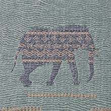 Throw-BC-Elephant-Green
