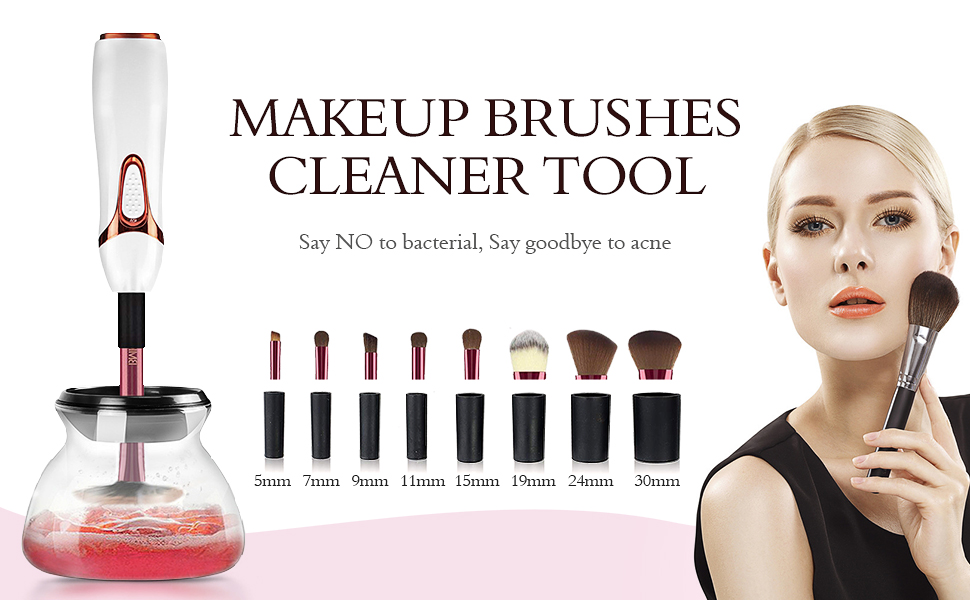 MAKEUP BRUSHES CLEANER TOOL