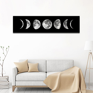 canvas prints display