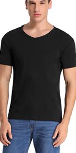 Cotton Stretch Undershirts