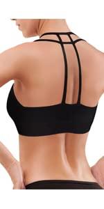 T-Back Design Sport Bra