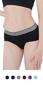 Neione Sporty Boycut Menstrual Briefs