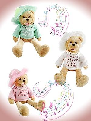electric teddy bear