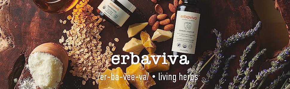 erbaviva organic skincare