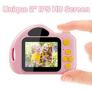 HD Kids Photo Camera