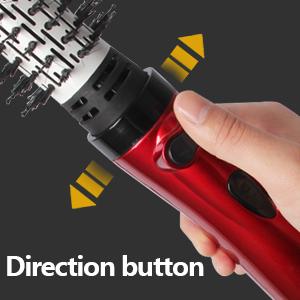 Hot Air Brush One-Step Hair Dryer Brush & Volumizer
