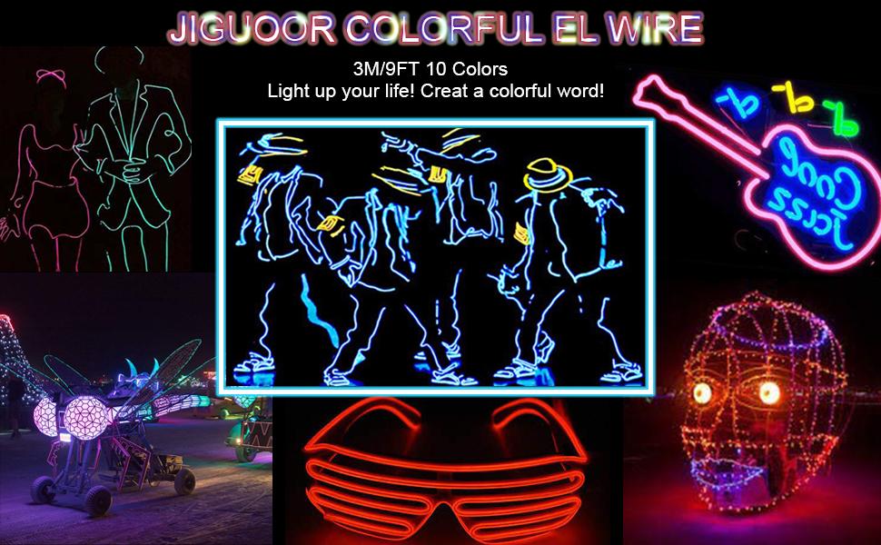 diy el wire
