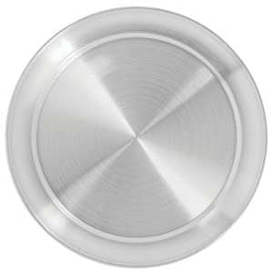 Coupe Style Pizza Pan