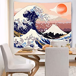 the great wave tapestry