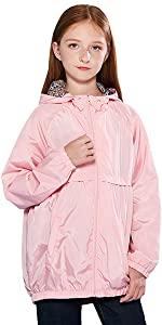 Girl Lightweight Jacket